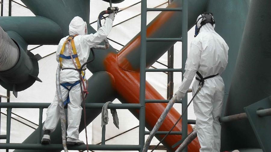 Виды и способы защиты металлических конструкций